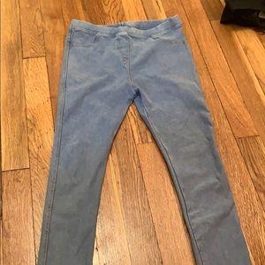 Zara girls jogging jeans